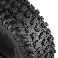 INJORA 4PCS 130*46MM 2.2 Rubber Terrain Tyre Wheel Tires for 1/10 RC Rock Crawler Axial SCX10 RR10 Wraith KM5 6