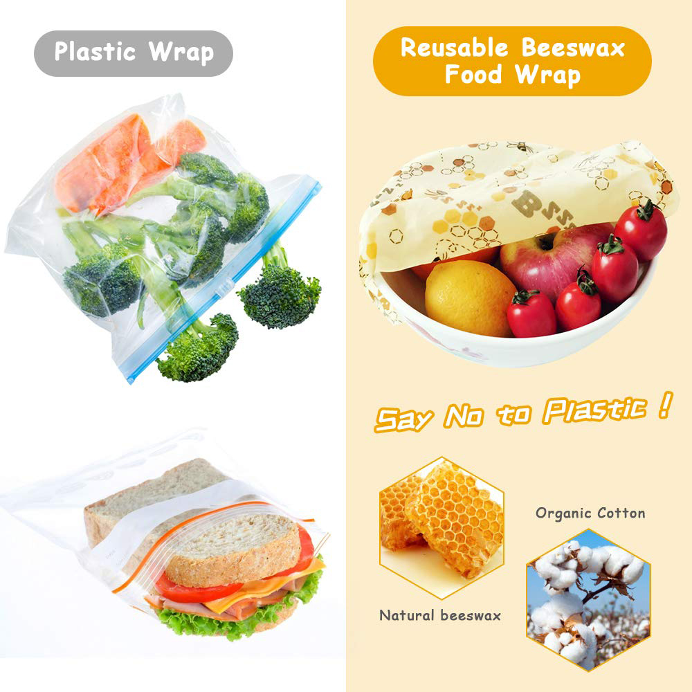 Reusable Eco Food Wrap