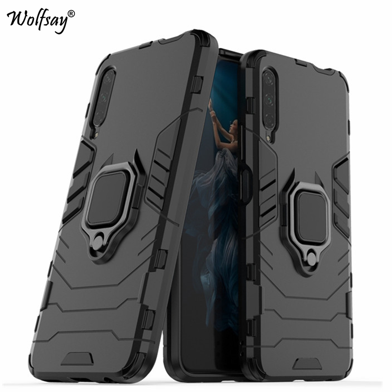 Shockproof Bumper For <font><b>Huawei</b></font> Y9s <font><b>Y6s</b></font> Y9 Prime <font><b>2019</b></font> <font><b>Case</b></font> Armor <font><b>Cover</b></font> Hard PC Protective Phone <font><b>Case</b></font> For <font><b>Huawei</b></font> Y9S P40 P30 Lite E image
