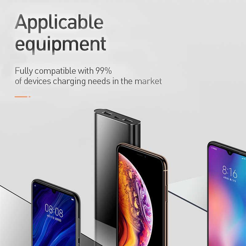 Cable USB 3 en 1 Mcdodo, Cable Micro USB tipo C 3A para iPhone 11 Pro XR XS Max 7 Huawei Xiaomi Samsung, Cable de carga rápida 4 en 1