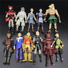 Avatar Series of characters the last airbenders arctic stealth zuko Action Figure model Toy Xmas Gift Limbs can move have flaws