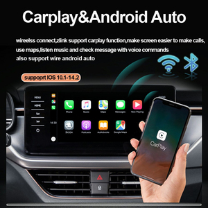 """Image 5 - 8.8"""" Octa Core Car IPS Touch Screen Radio For Audi A5 2009 2016 WIFI SWC BT Music Android 10 System 4G Carplay 4+64G Multimedia"""