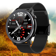 2020 New Smart Watch Men Full Touch Screen Heart Rate Monitor Health Sports Watch IP68 Waterproof Long Standby Smart Watch Women