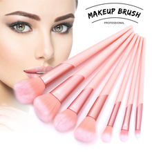 Makeup Brush Set 7Pcs Makeup Tools Professional Eye Shadow F