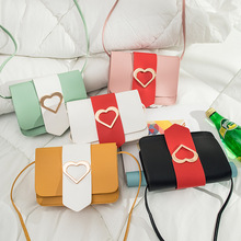 New fashion mobile phone bag purse Charming heart shape fashioned summer travel ladys Shoulder Bag Shopping Crossbody