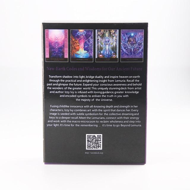The latest oracle cards Beyond Lemuria Oracle Cards Tarot Cards New Tarot Decks 3