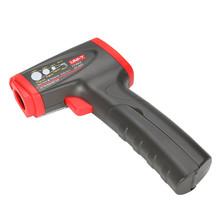UNI-T Digital Infrared Thermometers UT300S Non-contact IR Temperature Gun with LCD Backlight -32- 400 degree industrial pyromete infrared video thermometers visual infrared ir thermometers with tft color lcd dt 9862 thermoregulator