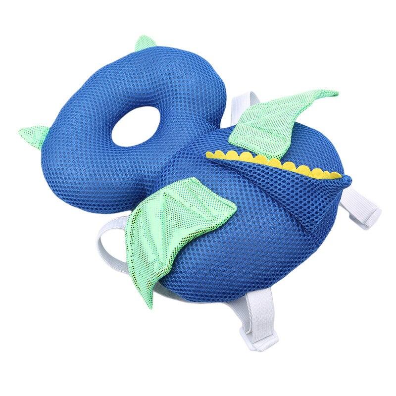 cor de rosa azul bebe andando travesseiro almofada 04