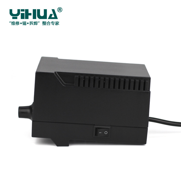 home improvement : Newest YIHUA  220V 110V EU US 50W Temperature Control ESD Digital Soldering Station   Rework Stations YIHUA 937D with tools