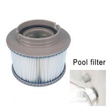 DishyKooker надувной плавательный бассейн Универсальный фильтр для воды MSPA FD2089