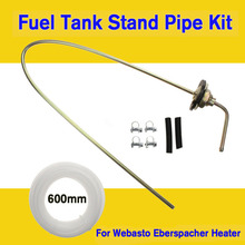 Fuel Tank Sender Stand Pipe Practical Pick Up Clamp Kit For Webasto Eberspacher Heating System Heaters To 4KW