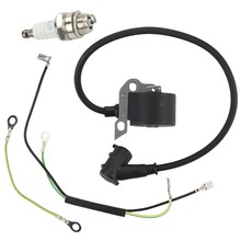 High Voltage Package Ignition Module Ignition Coil for STIHL 011 012 009 010 020 021 023 025 MS200 MS210 MS250(China)