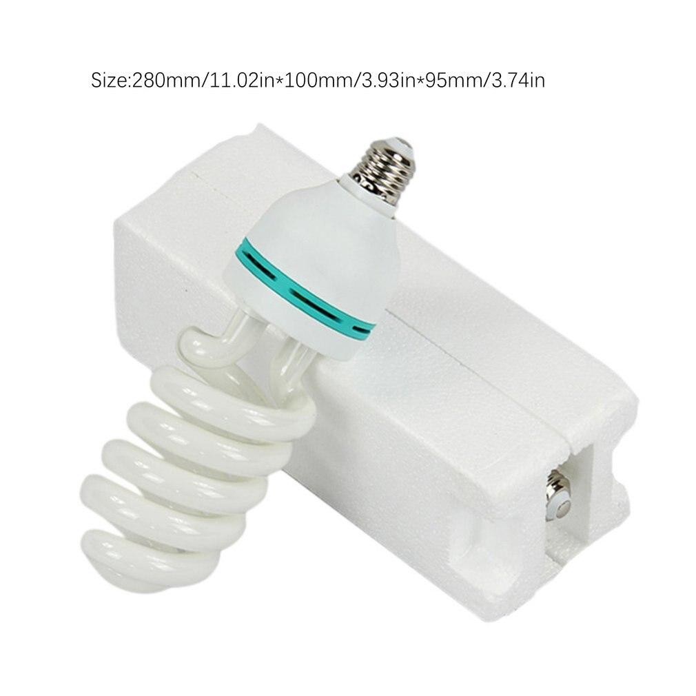 E27 45W 150W 220V 5500K Photo Studio Bulb Video Light Photography Daylight Lamp For Digital Camera