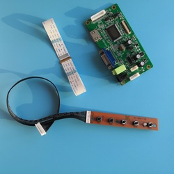 Dla LP156WHB-TPA1/LP156WHB-TPA2 1366X768 HDMI ekran LED EDP mini Controller board zestaw DIY