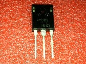 Image 1 - 5pcs/lot SPW47N60C3 47N60C3 TO 247 47A 600V new original In Stock