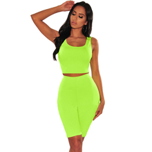 Summer Casual Two Pieces Sets Femme Bodycon Bandage Retro Playsuits Sexy Sleeveless Hollow Out Women Rompes Jumpsuits Mono Mujer