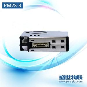 Image 2 - PM2S 3 PM2.5 Laser Dust Sensor Module Indoor Gas Detection Original Positive PMS9003M
