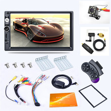 GPS Navigation Android Autoradio-System Car-Radio Ips-Screen Rear-Camera 7inch 2DIN Ce