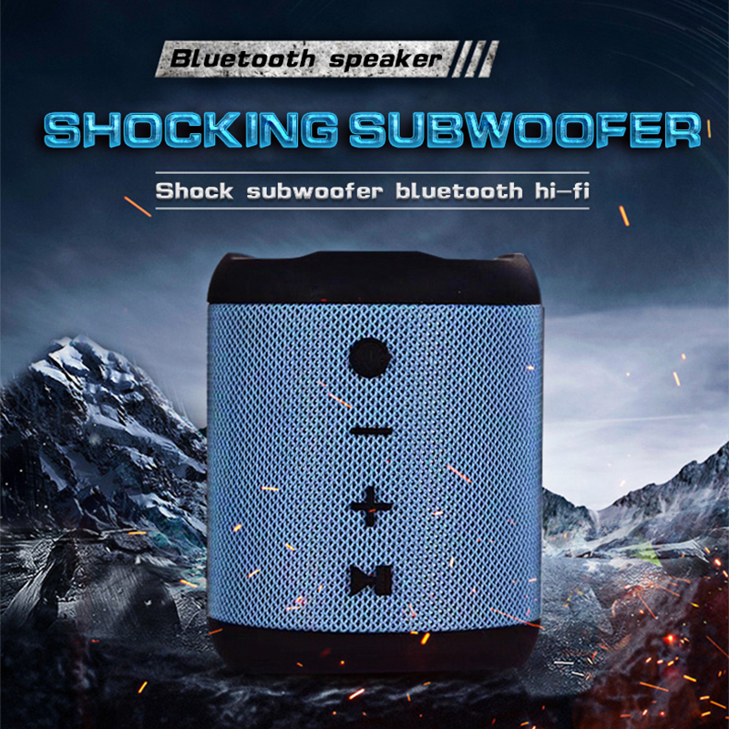 Wireless Small Round Speaker Bluetooth Speakers Wireless Devices CoolTech Gadgets free shipping |Activity trackers, Wireless headphones