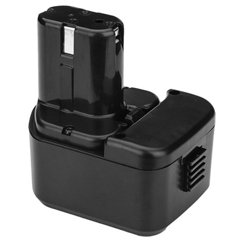 Furadeira sem Fio Batteria para Eb1212s Hot-batteryfor Hitachi 2.0ah Ni-cd Bateria Recarregável Eb1220bl Eb1214 Eb1214s Ds12dvf3 12v
