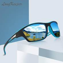 LongKeeper-gafas De Sol polarizadas clásicas para hombre, lentes De Sol polarizadas clásicas para conducir, para deportes al aire libre, marca De diseñador, UV400