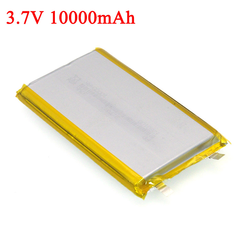 <font><b>3.7V</b></font> Polymer lithium <font><b>battery</b></font> <font><b>10000mAh</b></font> Large capacity Tablet computer, Mobile power supply DIY <font><b>batteries</b></font> image