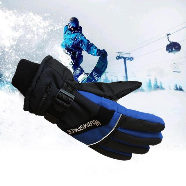 USB Heated Gloves Winter Thermal Hand Warmer Electric Heating Glove 2