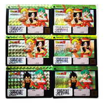 3pcs/set Dragon Ball Z Signature Christmas Limited Super Saiyan Goku Vegeta Hobby Collectibles Game Anime Collection Cards