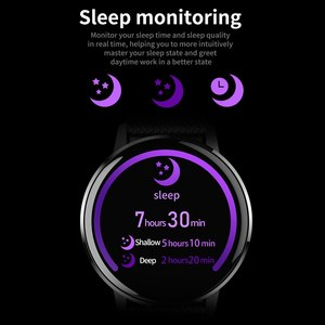 Image 3 - CYUC T4 IP67 ผู้หญิงกันน้ำ Smart Watch Heart Rate เครื่องวัดความดันโลหิต Fitness Tracker Sport smartwatch สำหรับ Android IOS