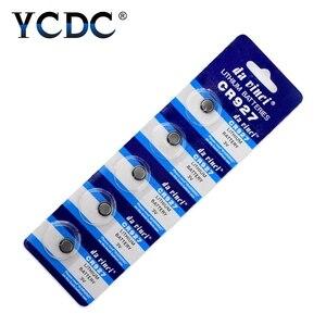 Image 5 - YCDC 10pcs 3V CR 927 CR927 ליתיום כפתור סוללה BR927 ECR927 5011LC מטבע סוללות DL927 עבור שעון אלקטרוני צעצוע מרחוק