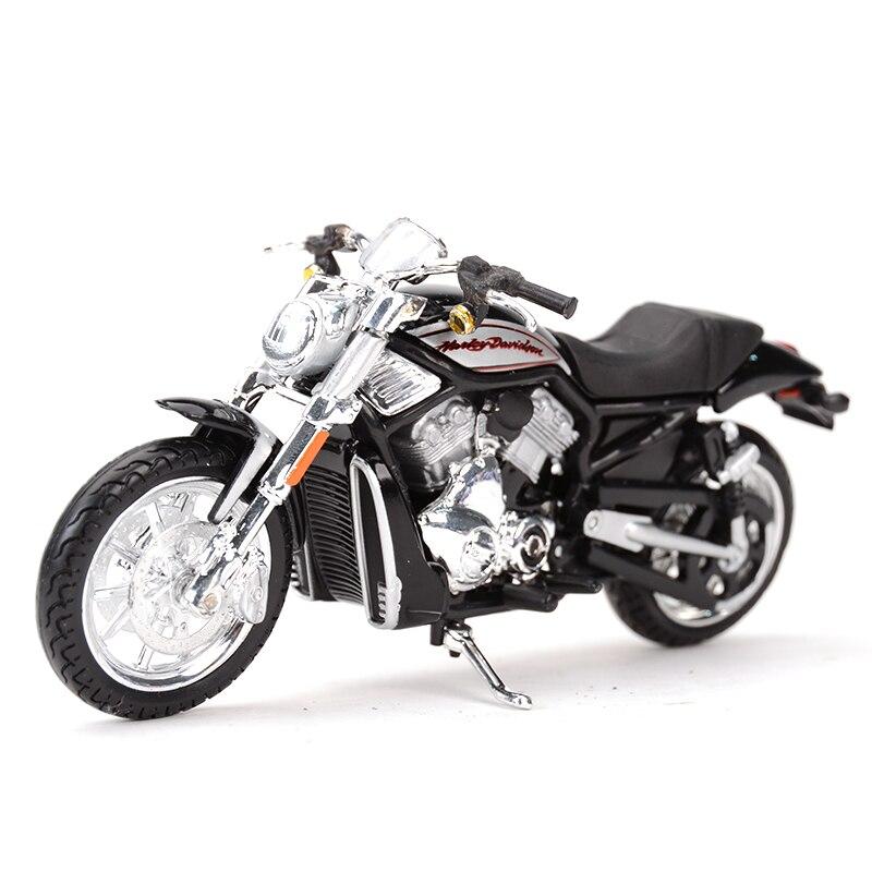 Maisto 1:18 2006 VRSCR Street Rod Diecast Alloy Motorcycle Model Toy