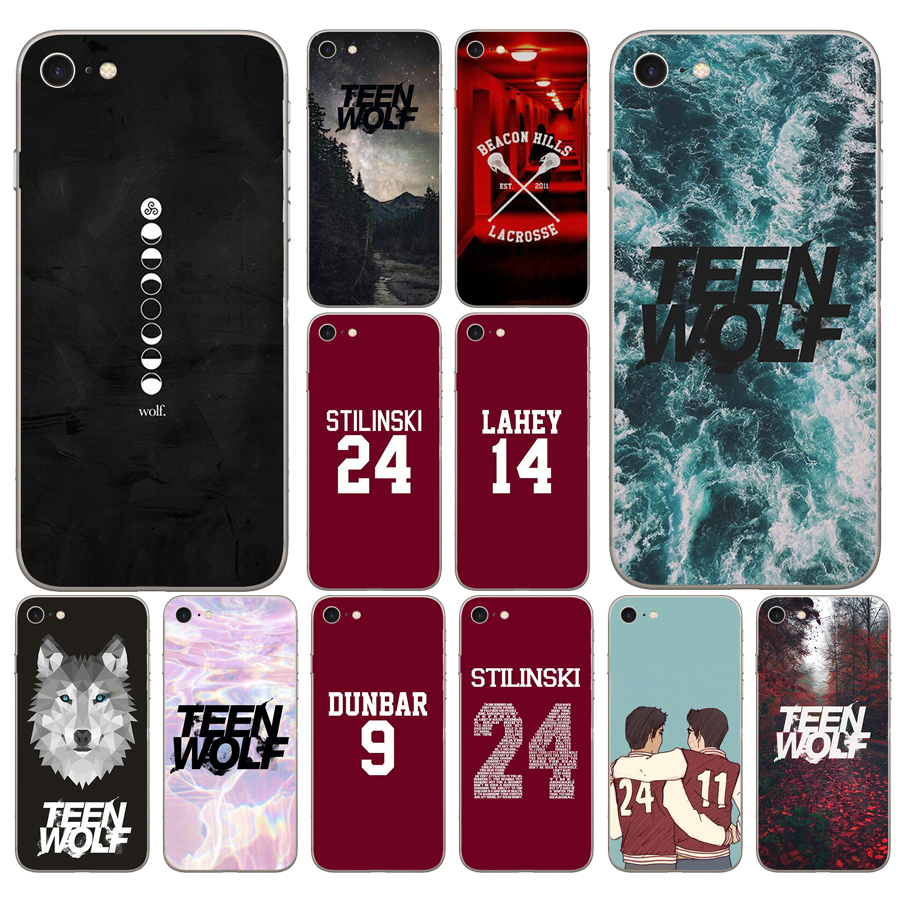 cover teen wolf iphone 6