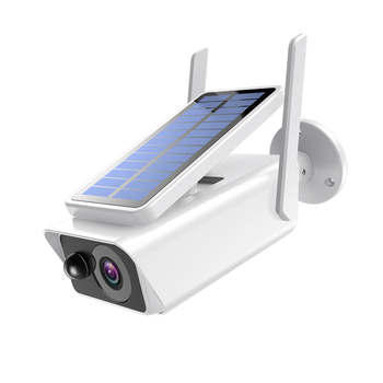1080P Solar Panel Wireless Bullet Security Camera Low Power ICESEE Video Surveillance Motion Detection Wifi CCTV Camera 20M IR - DISCOUNT ITEM  14 OFF Security & Protection