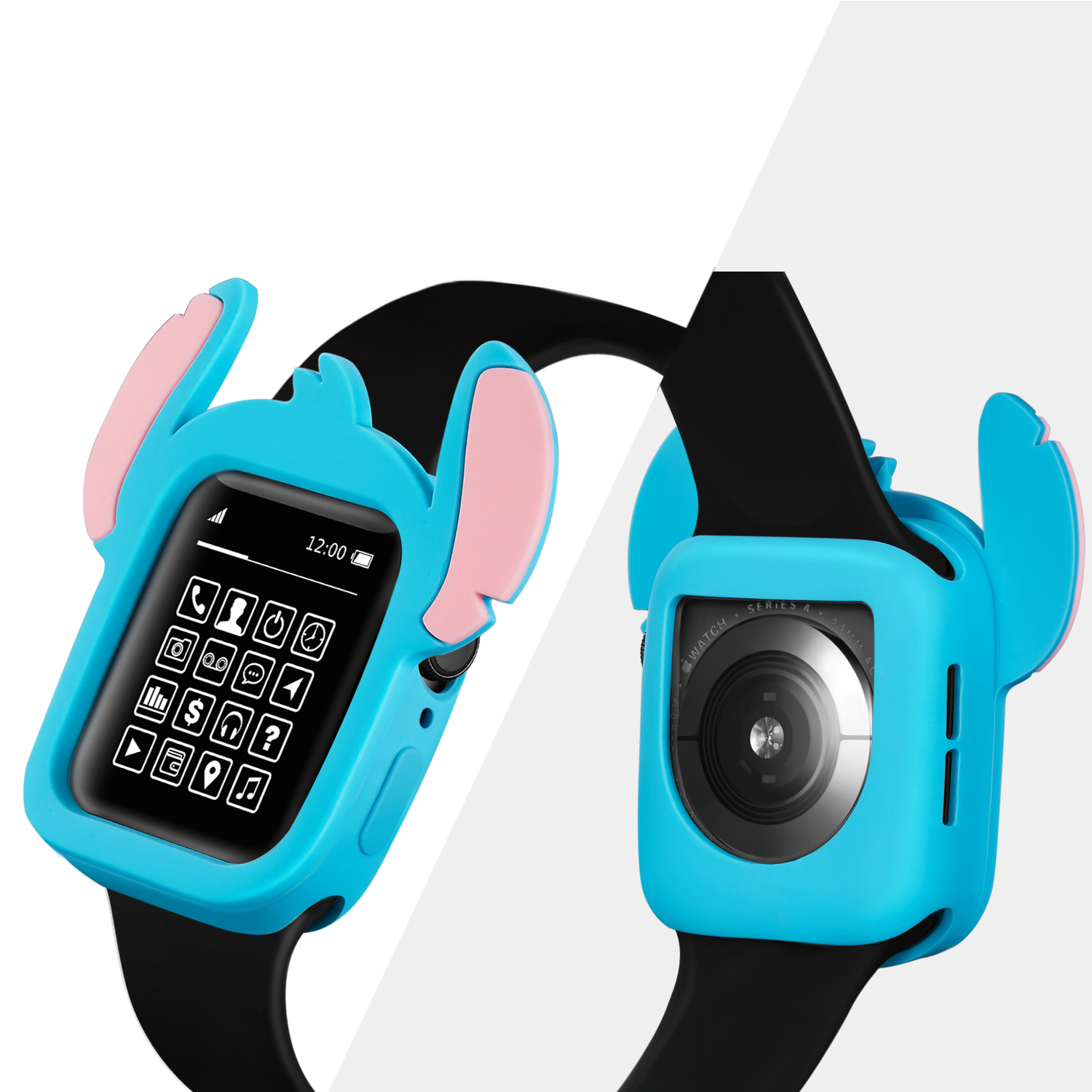 Serilabee Stitch Case for Apple Watch 20