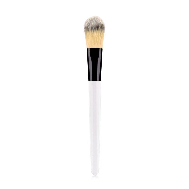 Liquid Foundation Brush Natural Makeup Brushes Professional Beauty Makeup Brush Tool Pinceau Fond De Teint Pennelli Trucco