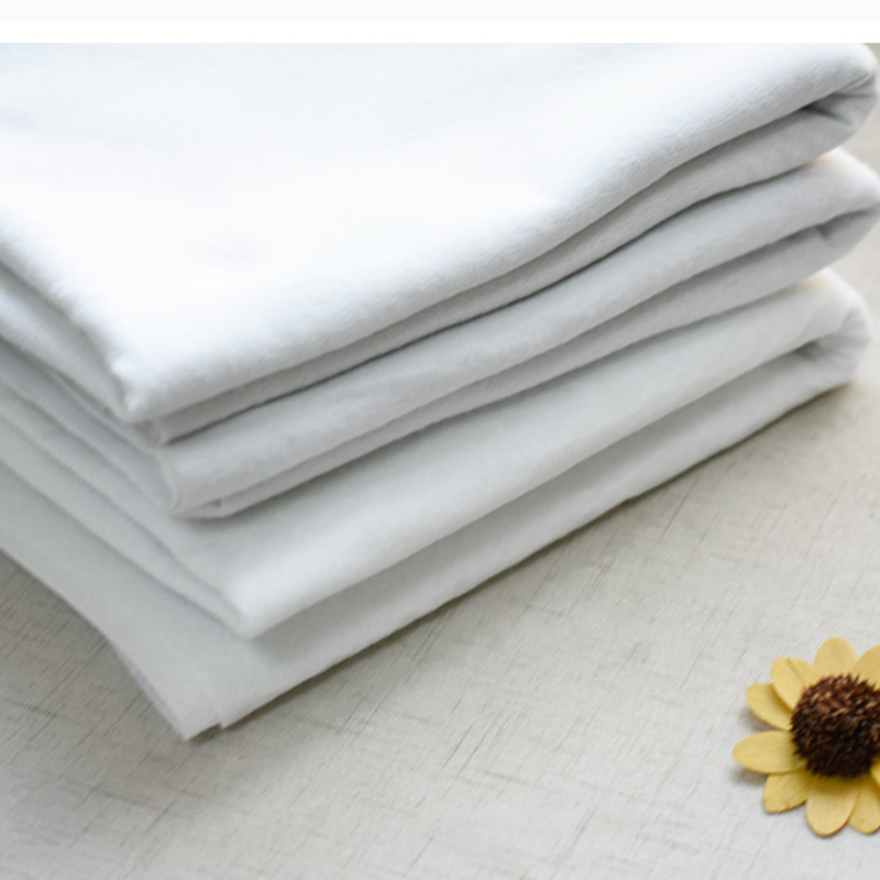 100X100cm Single Side Glue Cotton Polyester Upholstery Filling Quilting Batting Craft Padding interlinings Tela Adhesive