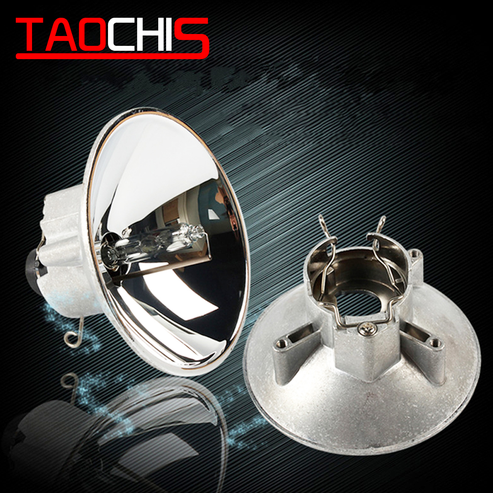 TAOCHIS Z9 Head Light Projector lens Reflective Bowl Heat Resisting Modify High Beam Reflector Cups HID Xenon Halogen Fog lamp