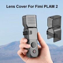 עדשת הגנת כיסוי עבור FIMI כף 2 מצלמה עדשת מגן מקרה מסך כל suround הגנה אנטי התנגשות כובע אבזר