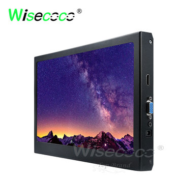 11.6 inch lcd screen super convenient computer display  VGA interface 1920*1080 used for mini computer screens and Raspberry Pi
