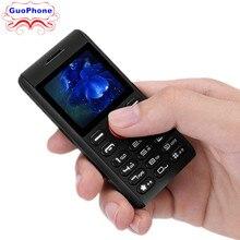 Orijinal Melrose M18 Mini telefon MP3 kamera Bluetooth Ultra ince 1.7 inç açık darbeye dayanıklı toz geçirmez telefon