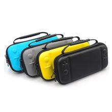 For Nintend Switch carrying case accessories storage bag protection EVA portable travel for NS console