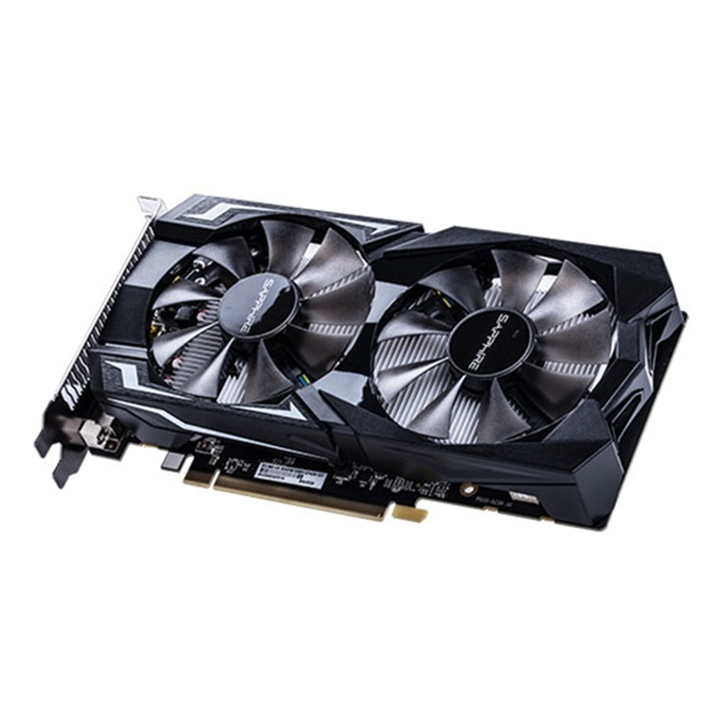 SAPPHIRE RX 560 4GB Video Card GPU Radeon RX 560D 4G RX560 RX560D Graphics Cards Computer Game For AMD Video Card Map HDMI PCI-E 3