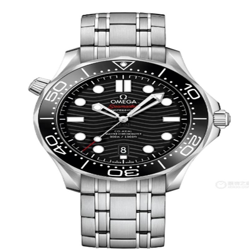 Top Brand Luxury Automatic Mechanical Watch Mens Watches Ceramics Sapphire Luminous Calendar Mechanical 007 Watch 563232