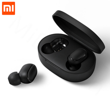 Original xiaomi Redmi TWS Earphone Bluetooth 5.0 Stereo Wireless Active Noise Cancellation With Mic Handsfree Earbuds
