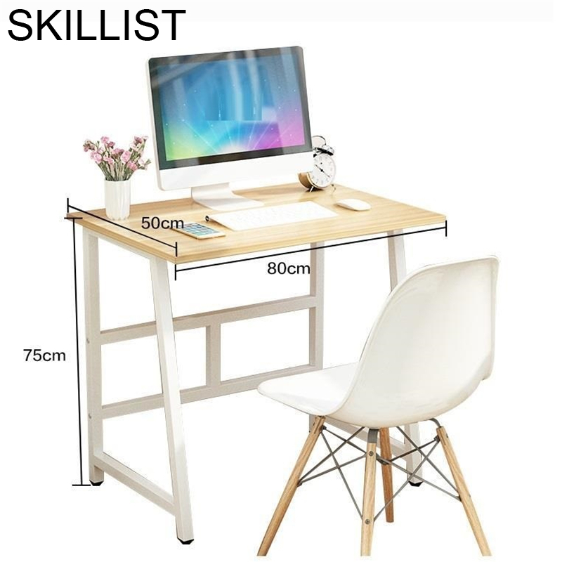 Tray Lap Biurko Standing Escritorio Mueble Para Notebook Schreibtisch Office Bed Mesa Laptop Stand Study Table Computer Desk