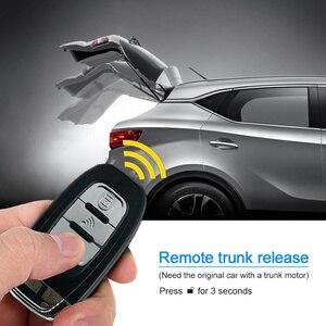 Image 4 - 12V Car Alarm Passive PKE Keyless Entry Remote Start Stop Engine System Central Locking Car Engine Start Stop Button Automotive