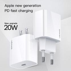 PD20W Charger Fast Charging Usb Charger For IPhone12 PD Port Charger PD Travel Charger Wall Charger Mobile Phone Accessories
