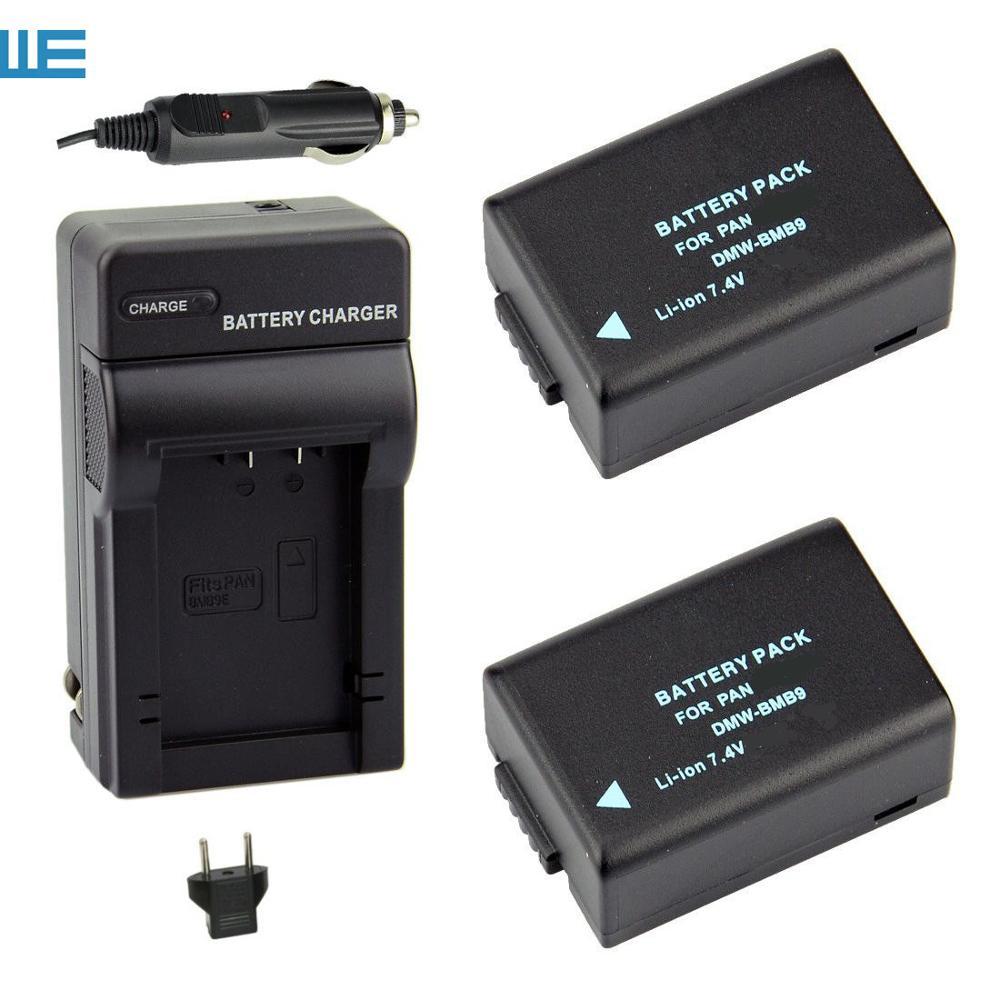 V-LUX 3 DMC-FZ62 DMC-FZ47 DMC-FZ48 DMC-FZ45 Cargador Bater/ía Panasonic DMW-BMB9 E DMC-FZ150 DMC-FZ100 DMC-FZ72 Leica V-LUX 2 DMC-FZ70 DMC-FZ60 Leica BP-DC9 E para Panasonic Lumix DMC-FZ40