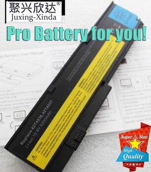 Laptop Battery For Lenovo ThinkPad X200 X200s X201 X201i X201s 42T4834 42T4835 43R9254 ASM 42T4537 FRU 42T4536 FRU 42T4538 цена 2017