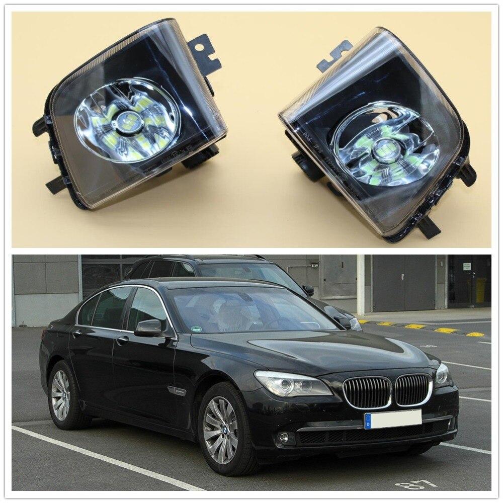 Samochód prowadził światło do bmw serii 7 F01 F02 740i 750i 740Li 750Li 760Li 2009 2010 2011 2012 2013 samochodów stylizacji LED światła przeciwmgielne światła przeciwmgielne
